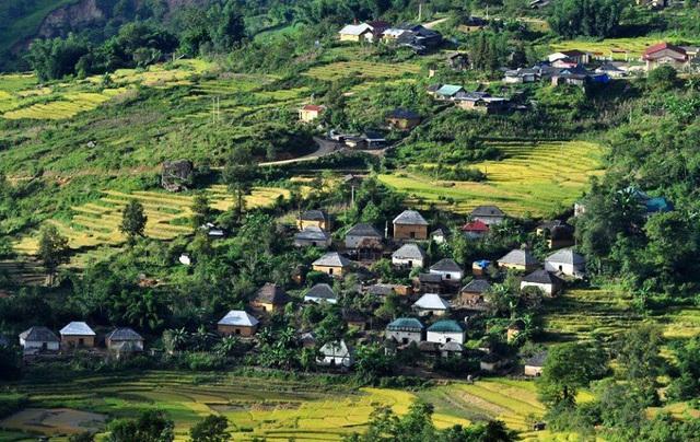 Những bản làng vùng cao đẹp như tranh vẽ