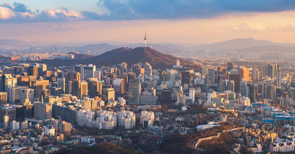 HÀN QUỐC: SEOUL – ĐẢO NAMI – CÔNG VIÊN EVERLAND 5 ngày 4 đêm