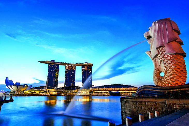 HÀ NỘI - SINGAPORE 4 NGÀY